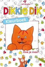 Jet Boeke , Dikkie Dik - Kleurboek