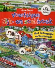 Anne  Suess Voertuigen kijk- en zoekboek
