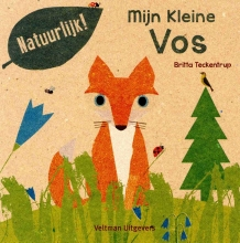 Britta Teckentrup , Mijn kleine vos