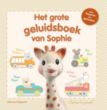 , Het grote geluidsboek van Sophie