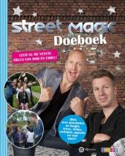 Jolanda  Horsten Street magic doeboek