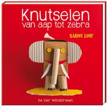 Sabine  Lohf Knutselen van aap tot zebra