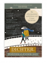 De Dichters van DICHTER. , DICHTER. poëziekalender 2022