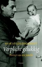 Saskia  Goldschmidt Verplicht gelukkig
