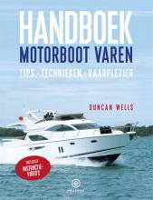 Duncan Wells , Handboek motorboot varen