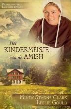 Leslie  Gould Het kindermeisje van de Amish