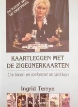 Ingrid Terryn , Kaartleggen met de zigeunerkaarten