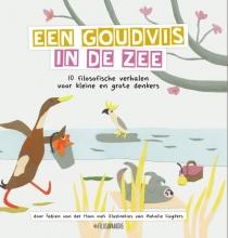 Fabien van der Ham , Een goudvis in de zee