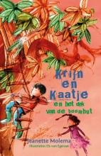 Jeanette Molema , Krijn en Kaatje en het dak van de boomhut
