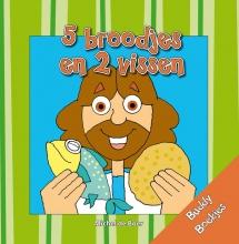 Michel de Boer Buddy Boekjes 5 Broodjes en 2 vissen