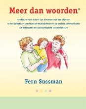 Fern Sussman , Meer dan woorden