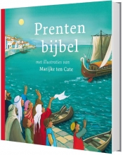 Liesbeth van Binsbergen, Bram  Kasse, Lijda  Hammenga, Vrouwke  Klapwijk, Nelleke  Scherpbier, Bert  Wiersema Prentenbijbel 9e druk