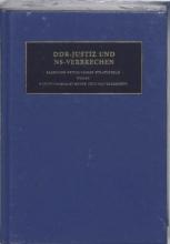 , DDR-Justiz und NS-Verbrechen XIV
