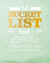 Elise De Rijck , Het Bucketlist boek voor vrienden