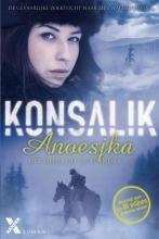 Heinz  Konsalik Anoesjka, het meisje uit de toendra