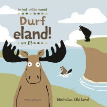 Nicholas Oldland , Durf Eland avi E3