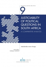 Mtendeweka Owen  Mhango Justiciability of Political Questions in South Africa