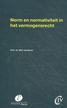 W.H. van Boom , Norm en normativiteit in het vermogensrecht
