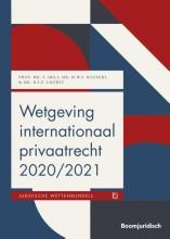 B.F.P. Lhoëst F. Ibili  M.W.F. Bosters, Wetgeving internationaal privaatrecht 2020/2021