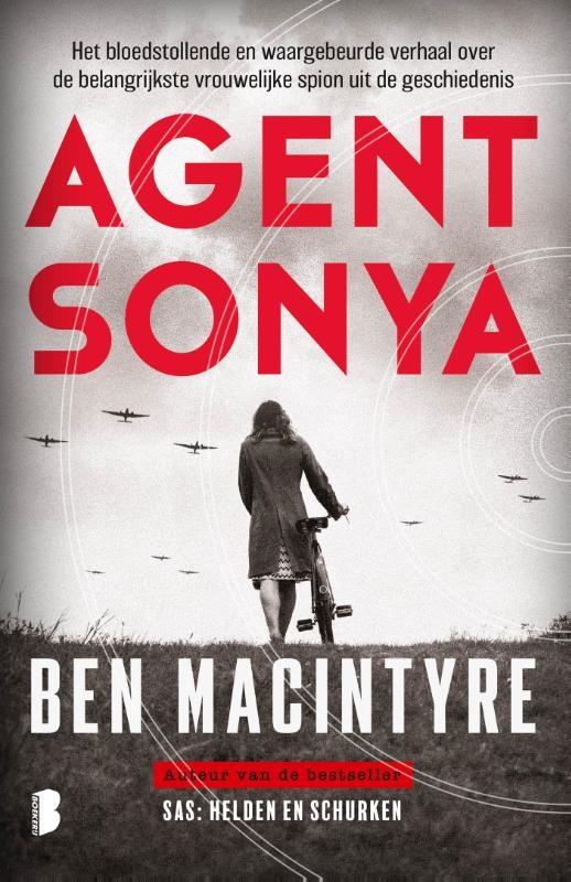 Ben Macintyre,Agent Sonya