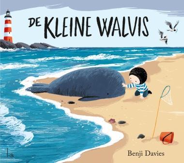 Benji Davies,De kleine walvis