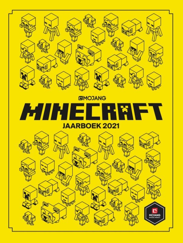 ,Minecraft: Jaarboek 2021