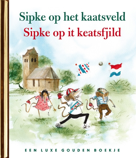 Lida Dijkstra,Sipke op het kaatsveld