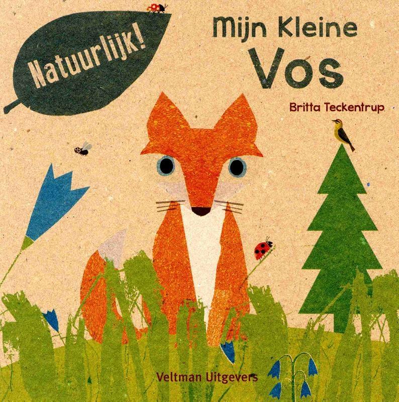 Britta Teckentrup,Mijn kleine vos