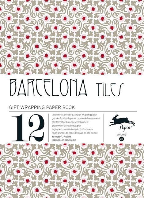 ,Barcelona tiles Volume 36
