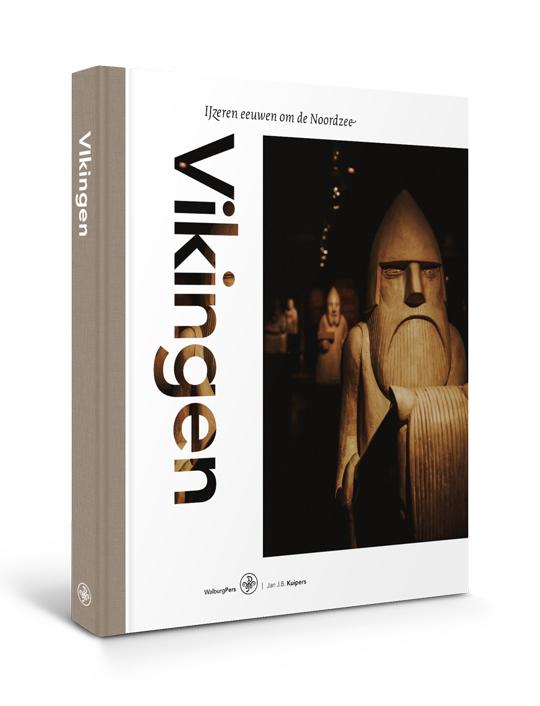Jan J.B. Kuipers,Vikingen