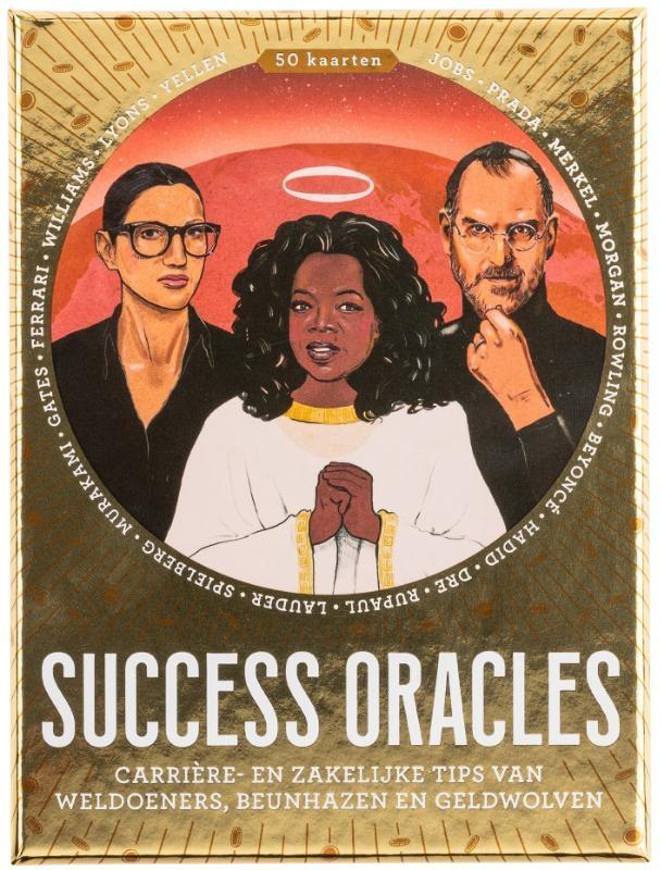 Katya Tylevich,Success Oracles