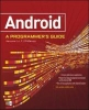 DiMarzio, Jerome,Android A Programmers Guide