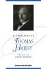 Wilson, Keith,A Companion to Thomas Hardy