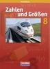 Wimmers, Ralf,Zahlen und Größen 8. Schuljahr. Schülerbuch. Sekundarstufe I. Brandenburg
