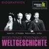 CD WISSEN - Bedeutende Personen der Weltgeschichte,Kaiserin Sisi / J. D. Rockefeller / Bertha von Suttner / Carl Benz, 1 CD