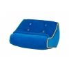 ,<b>Book couch blue</b>