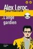 ,<b>Alex Leroc - L`ange gardien + CD</b>