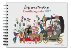 ,<b>Fiep Westendorp Familie weekagenda 2017</b>