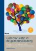 Jacques  Soonius,Communicatie in de gezondheidszorg (derde druk)