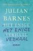 <b>Julian  Barnes</b>,Het enige verhaal