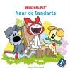 Guusje  Nederhorst,Woezel & Pip - Naar de tandarts