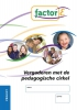 <b>Tanja  Zwiers - Veldhuis</b>,Factor-e Saw niveau 4 Project werkboek + www.factor-e.nl