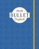 ,Mijn bullet dagboek (donkerblauwe fond)
