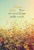 Vandana  Shiva,Wie de wereld nu echt voedt