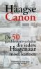 <b>A.C. van Gaalen, G.E.Mahieu</b>,De Haagse Canon