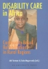 ,Disability care in Africa