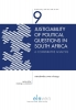 Mtendeweka Owen  Mhango ,Justiciability of Political Questions in South Africa