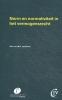W.H. van Boom ,Norm en normativiteit in het vermogensrecht