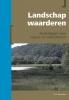 <b>H.J.A.  Berendsen</b>,Landschap waarderen