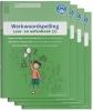 ,<b>Werkwoordspelling Leer- en Oefenboeken groep 8 - Compleet pakket</b>